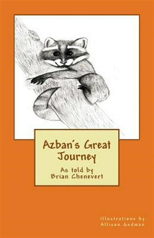 Image of book called Azban's Great Journey